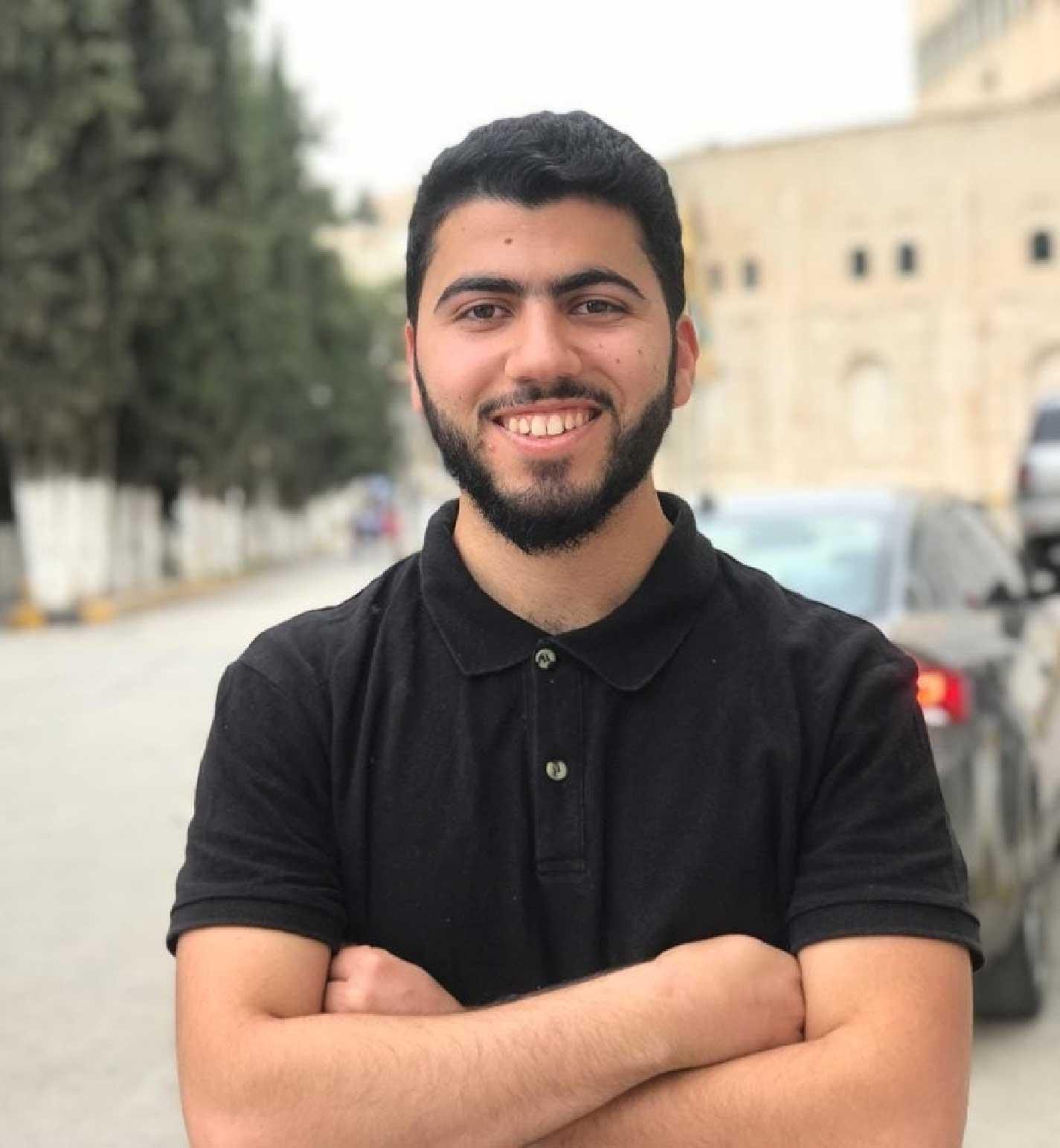 Anas Ibrahim Abu-Arqoub