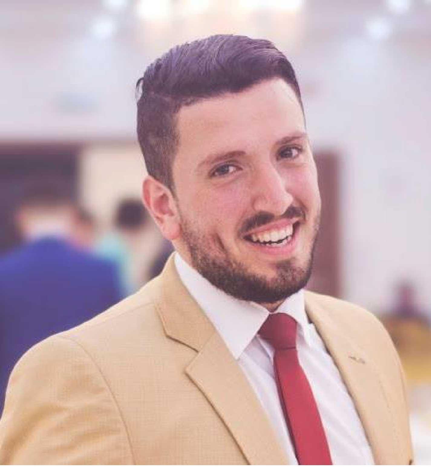 Eng. Suhaib Abutahoon