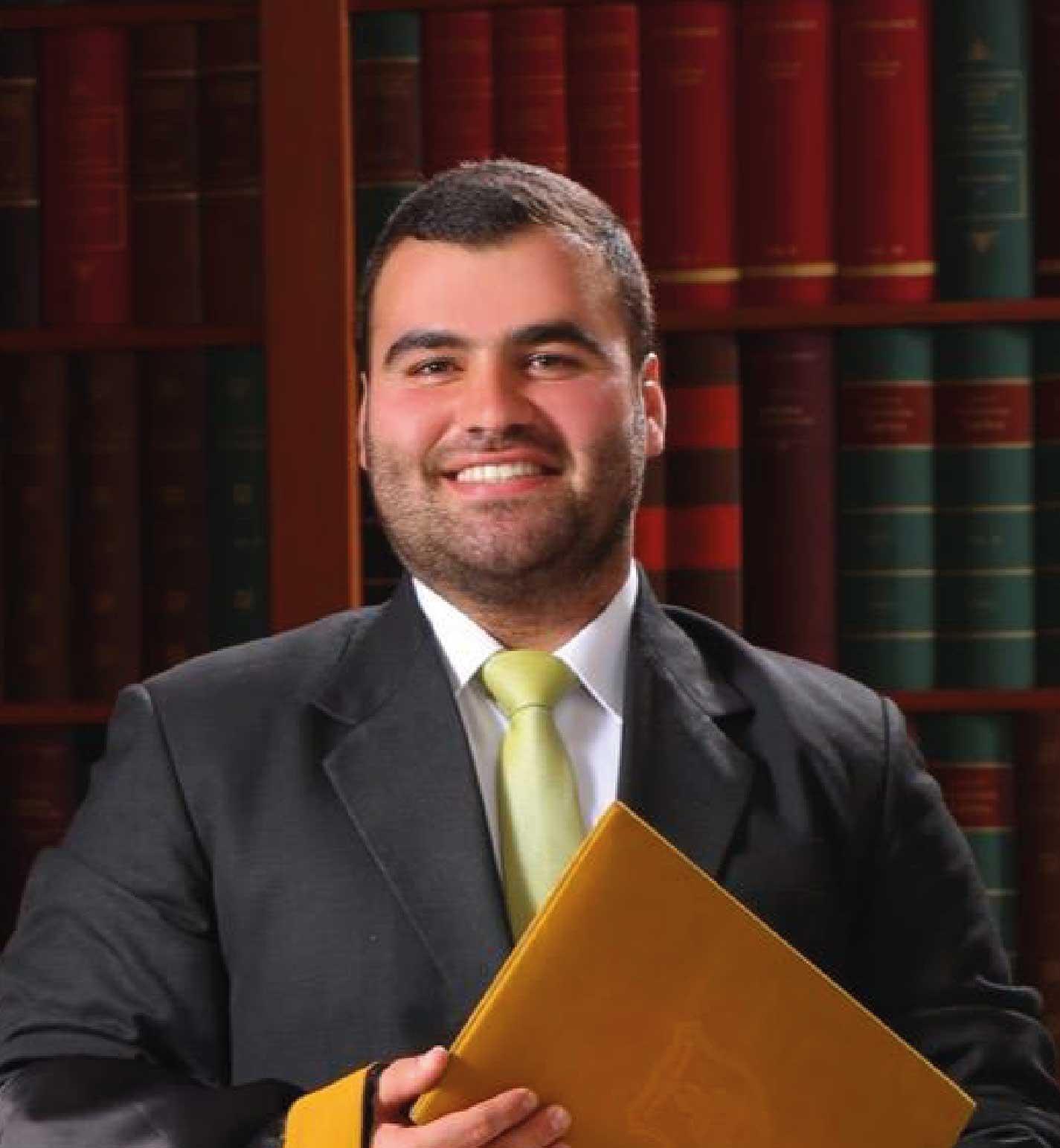 Eng. Ahmad Ishaq AL-Qawasmeh